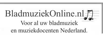 Klik voor BladmuziekOnline.nl